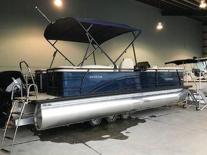 New Harris Flotebote 240 Solstice Pontoon Boat For Sale