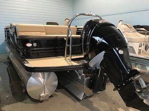 New Harris Flotebote 220 Sunliner Pontoon Boat For Sale
