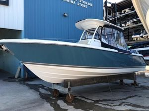 New Pursuit 260cc Center Console Fishing Boat For Sale