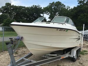Used Hydra-Sports 202 Dual Console Cruiser Boat For Sale