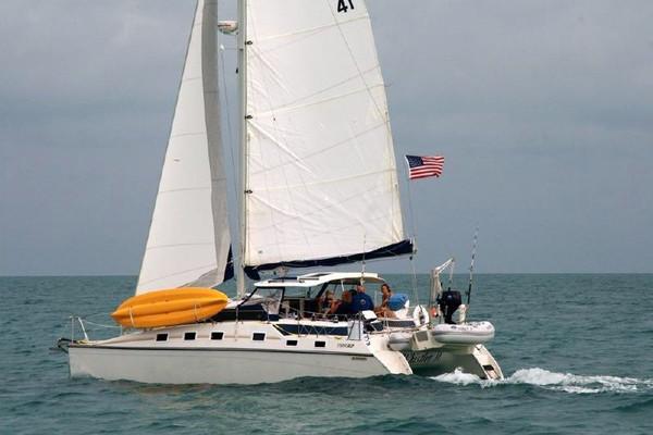 Used Pdq Lrc Catamaran Sailboat For Sale