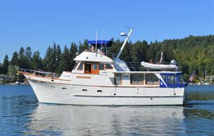 Used Defever Raised Pilothouse Motor Yacht For Sale