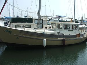 Used Fisher 34 Yawl Sailboat For Sale