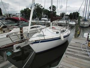 Used Caliber 28 Sloop Sailboat For Sale