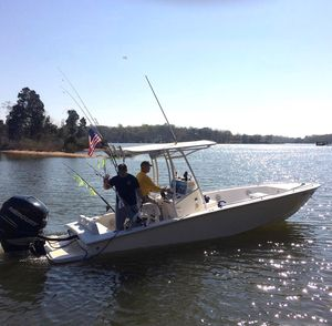 Used Condor 24 Center Console Center Console Fishing Boat For Sale