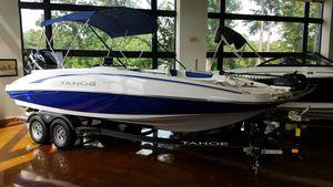 New Tahoe 2150 OB w/Mercury 200XL L6 Pro 4-StrokeTAHOE 2150 OB w/Mercury 200XL L6 Pro 4-Stroke Deck Boat For Sale