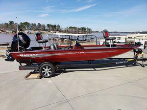 New Ranger RT188 w/ Mercury 115L Pro XS 4-StrokeRT188 w/ Mercury 115L Pro XS 4-Stroke Freshwater Fishing Boat For Sale