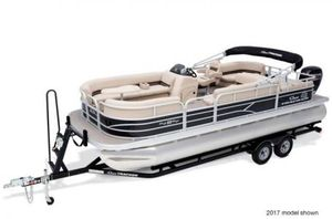 New Sun Tracker Party Barge 22Party Barge 22 Pontoon Boat For Sale