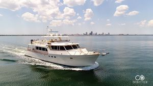 Used Marlow 78E Explorer Motor Yacht For Sale