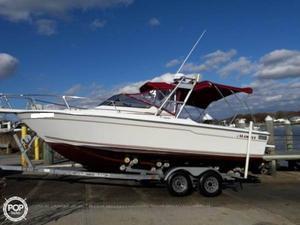 Used Watkins Seawolf 22 Walkaround Fishing Boat For Sale