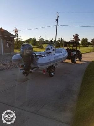 Used Ab Inflatables Alumina 14 ALX CNSL Bay Boat For Sale