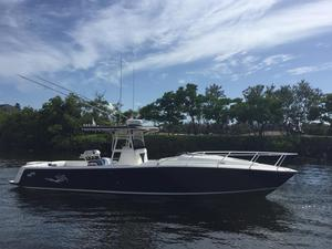 Used Sea Vee Cuddy Center Console Fishing Boat For Sale
