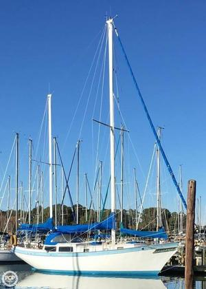 Used Downeaster 38 Ketch Sailboat For Sale