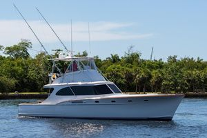 Used Rybovich Completely Updated Sportfish Sports Fishing Boat For Sale