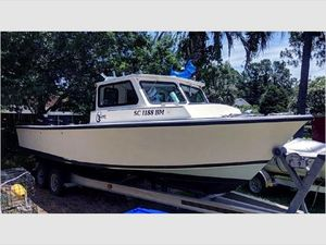 Used C-Hawk Sport Cabin Pilothouse Boat For Sale