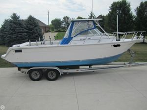 Used Baha Cruisers 271 WAC Walkaround Fishing Boat For Sale