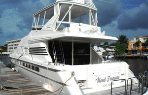 Used Fairline 65 Squadron Motor Yacht For Sale
