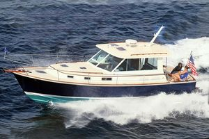 Used Bruckmann Blue Star 36.6 Express Cruiser Boat For Sale