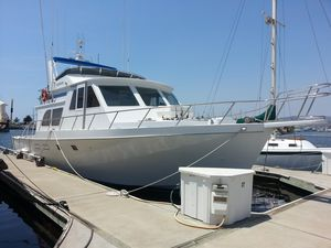 Used Blackman Motor Yacht For Sale