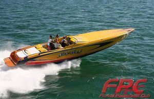 Used Nor-Tech 3900 Super-vee High Performance Boat For Sale