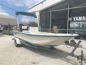 Used Sundance F17cc Center Console Fishing Boat For Sale