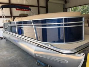 New Harris Flotebote Cruiser 240 Pontoon Boat For Sale