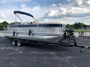 Used South Bay 522FCR522FCR Pontoon Boat For Sale