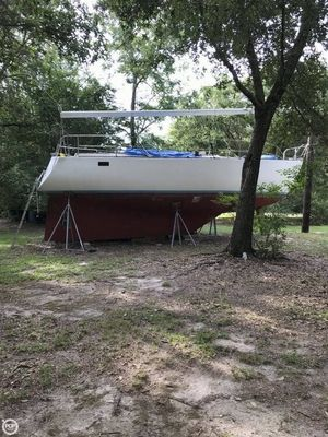 Used Creekmore 34 Cutter Sailboat For Sale