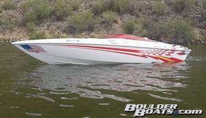 Used Sunsation 288 Intimidator288 Intimidator High Performance Boat For Sale