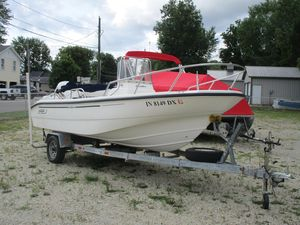 Used Boston Whaler 16 Dauntless16 Dauntless Center Console Fishing Boat For Sale