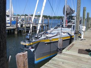 Used Aluminum Cruiser Expedition Sailing Vessel 53 Cruiser Sailboat For Sale