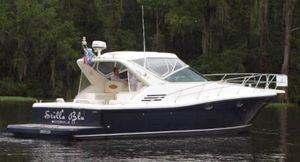 Used Uniesse 42 Open Express Cruiser Boat For Sale