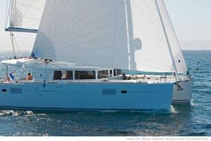 New Lagoon 450 F Catamaran Sailboat For Sale