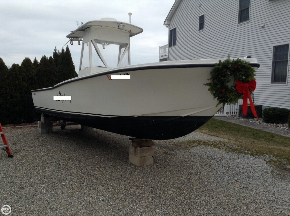 Used Mako 25 Center Console Fishing Boat For Sale