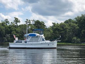 Used Monk Motor Yacht For Sale
