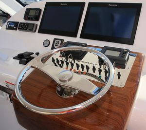 New Hatteras Gt45x Open Sports Fishing Boat For Sale