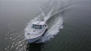 New Back Cove 30 Downeast Fishing Boat For Sale