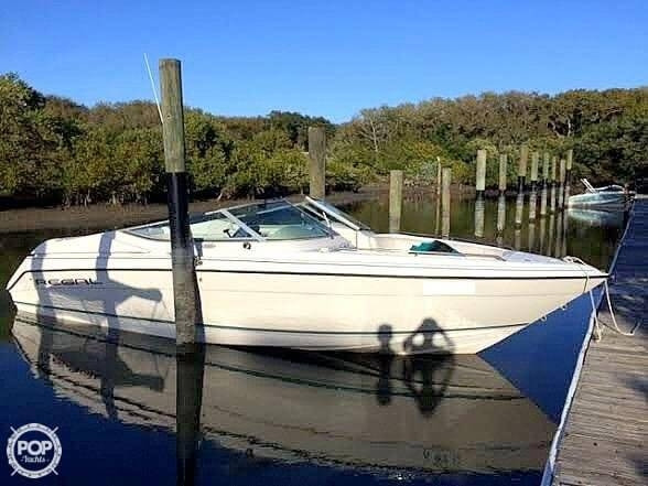 Used Regal 8.3 SE Ventura Bowrider Boat For Sale