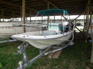 Used Wahoo Striper Center Console Fishing Boat For Sale