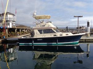 Used Albin 35 Convertible Flybridge Convertible Fishing Boat For Sale