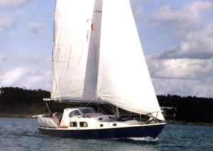 Used Pearson Triton Cruiser Sailboat For Sale