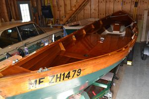 Used Lowell Sailing Dory Antique and Classic Boat For Sale