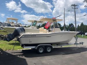 New Grady-White 257 Fisherman257 Fisherman Saltwater Fishing Boat For Sale