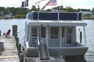 Used Custom House Boat For Sale