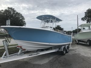 New Sportsman Boats 242 Open242 Open Center Console Fishing Boat For Sale