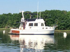 Used Grand Banks 36 Sedan Motor Yacht For Sale