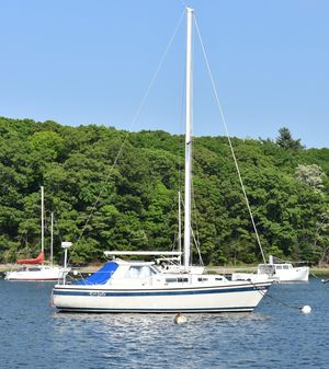 Used Lm 32 Pilothouse Sailboat For Sale