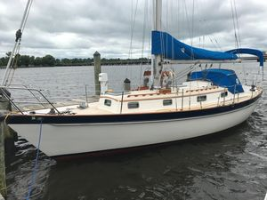 Used Morris Justine Cruiser Sailboat For Sale