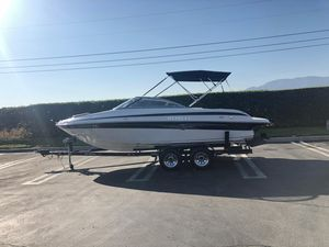Used Reinell 217 BR217 BR Runabout Boat For Sale