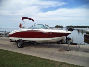 Used Chaparral 19 H2O Ski & Fish19 H2O Ski & Fish Cruiser Boat For Sale